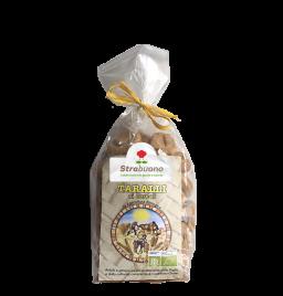 Tarallini vegan ai cereali Bio