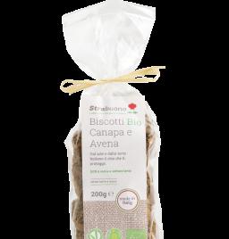 Biscotti Bio Canapa e Avena