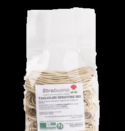 """Organic Senatore pasta """"Tagliolini"""""""