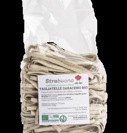 "Organic buckwheat pasta ""Tagliatelle Saraceno"""