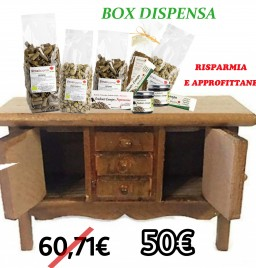 BOX DISPENSA