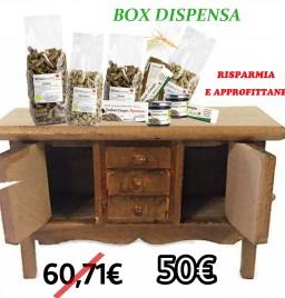BOX DISPENSA