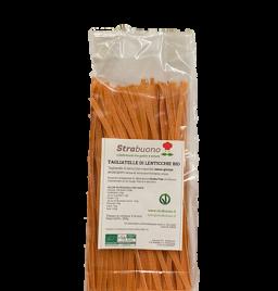 """Organic Lentils pasta """"Fusilli"""""""